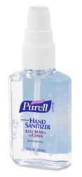 Skin Care GEL, SANITIZER, HAND, PURELL, 2OZ