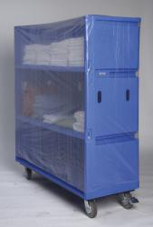 Environmental Services (EVS) LINER, CART, CLEAR, 38